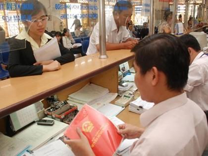 Hà Nội cấp 441.000 giấy chứng nhận quyền sử dụng đất ảnh 1