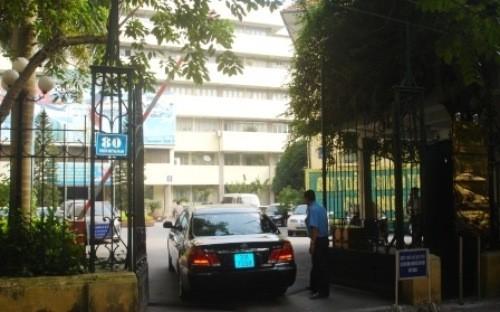 Hà Nội di dời trụ sở một số bộ, ngành khỏi khu phố cũ ảnh 1