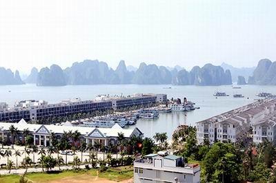 Cảng Tuần Châu được đón tàu nước ngoài ảnh 1
