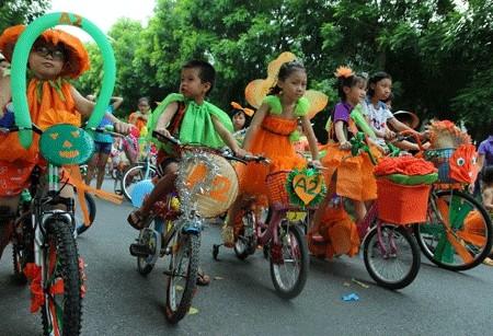 Lễ hội hóa trang xe đạp ảnh 2