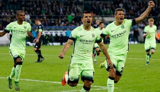 Cúp C1 - Bảng D: Man City & Juve rủ nhau thắng ảnh 1