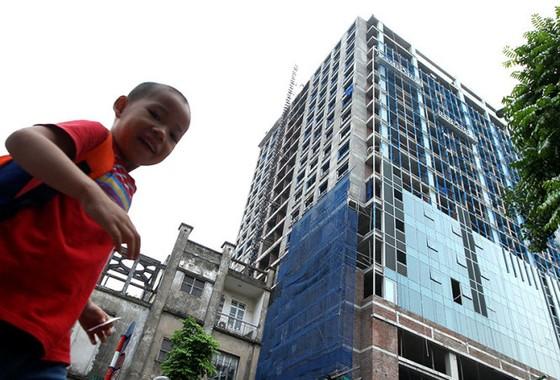 Ai để công trình cao ốc xây sai phép? ảnh 1