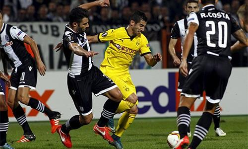 Liverpool, Dortmund, Tottenham gây thất vọng ảnh 3
