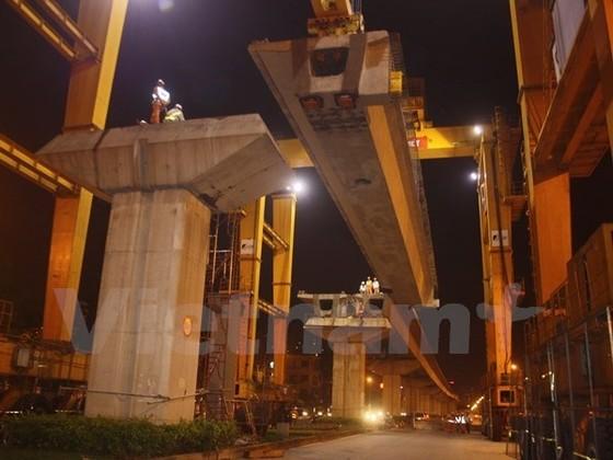 Hàng loạt sai phạm tại dự án đường sắt Cát Linh-Hà Đông ảnh 1