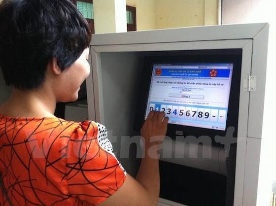 Hà Nội: 91,5% DN đăng ký nộp thuế điện tử ảnh 1