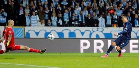 Malmo 0-2 Real Madrid: Lịch sử gọi tên C.Ronaldo ảnh 1