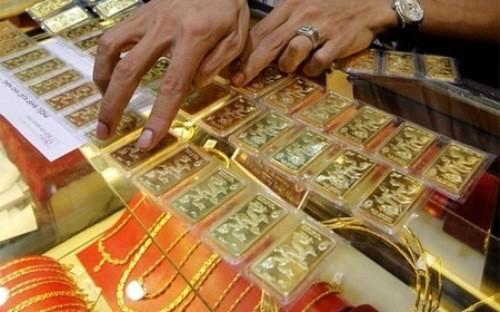 Sáng 2-10: Giá vàng SJC giảm 270.000 đồng ảnh 1