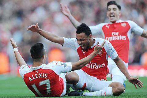 Arsenal 3-0 Man Utd: Đánh nhanh, diệt gọn! ảnh 1