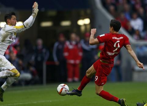 Bayern Munich đại thắng Dortmund 5-1 ảnh 1