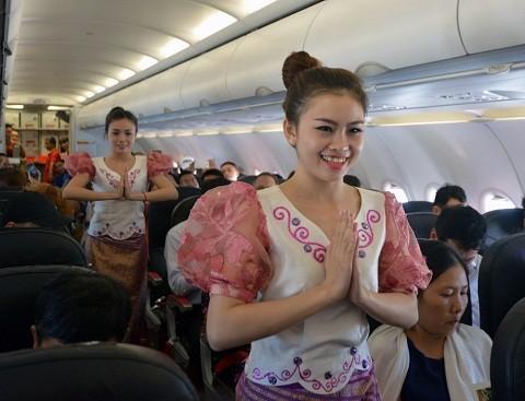 Vietjet khai trương đường bay TPHCM - Myanmar ảnh 5