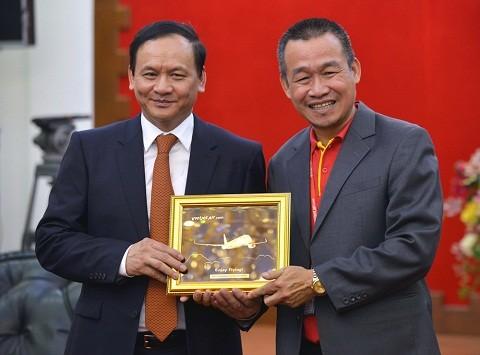Vietjet khai trương đường bay TPHCM - Myanmar ảnh 3
