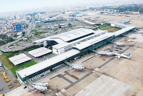 Mở rộng thêm 8ha sân bay Tân Sơn Nhất ảnh 1