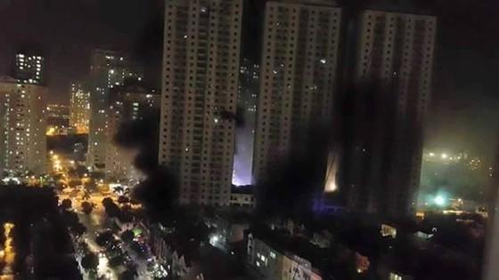 Lộ nhiều sai phạm chung cư bị cháy CT4 Xa La ảnh 1
