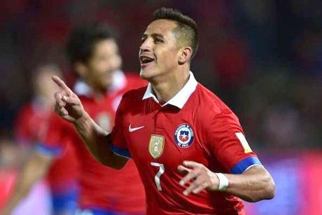CĐV Peru dùng tà thuật ếm bùa Alexis Sanchez? ảnh 1