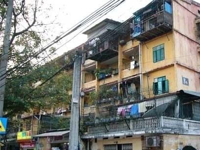 Kiểm định khẩn cấp 42 chung cư cũ Hà Nội ảnh 1