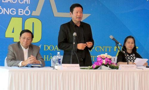 Công bố 40 doanh nghiệp CNTT hàng đầu tại Việt Nam ảnh 1