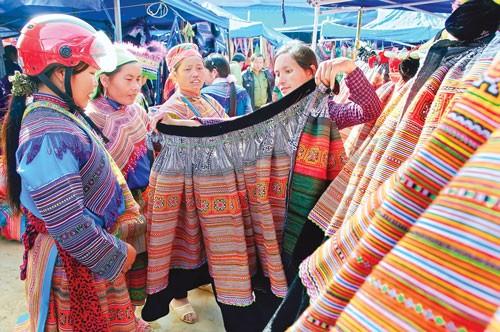 Đặc sắc chợ phiên Lào Cai ảnh 4