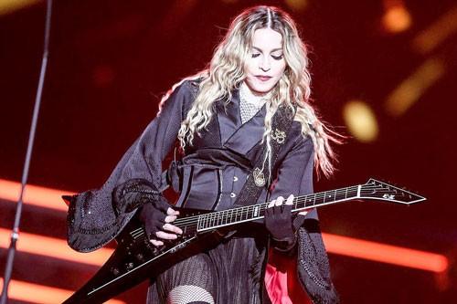 Madonna - 3 thập niên, 1 trái tim nổi loạn ảnh 1