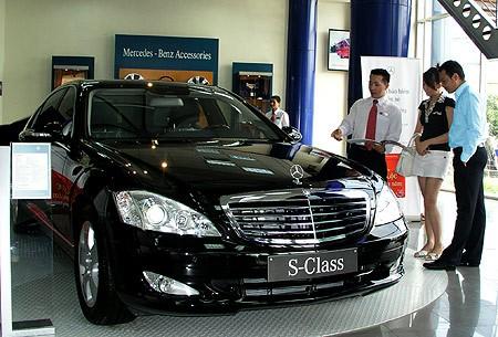 Đề xuất tăng gấp đôi thuế tiêu thụ đặc biệt xe sang ảnh 1