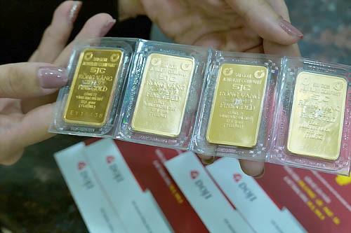 Sáng 14-10: vàng SJC vượt 34 triệu đồng ảnh 1