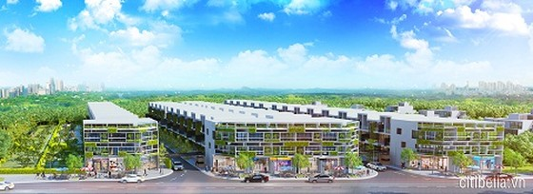 Ra mắt dự án nhà phố Citibella ảnh 1