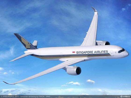Singapore Airlines đặt mua 67 máy bay A350 ảnh 1