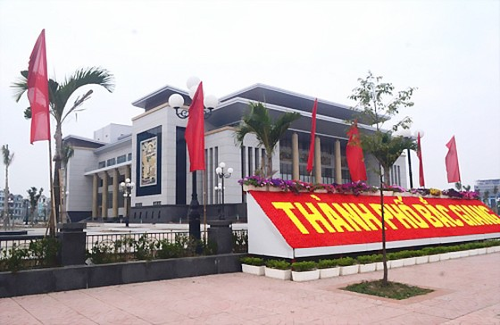 Đề xuất đổi Bắc Giang thành Phủ Lạng Thương ảnh 1