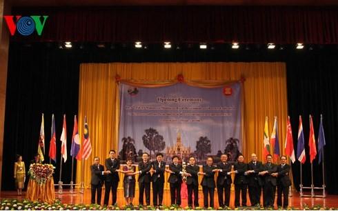 Hội nghị Bộ trưởng ASEAN phát triển nông thôn ảnh 1
