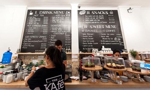 Quỹ ngoại rót 5,5 triệu USD chuỗi nhà hàng KAfe ảnh 1