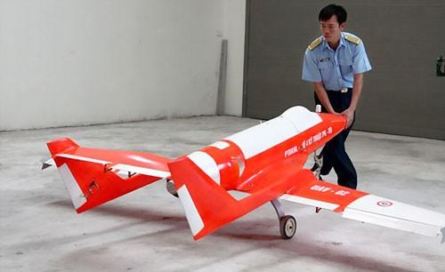 Sản xuất máy bay không người lái Việt Nam ảnh 1