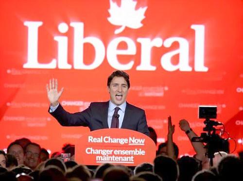 Canada có đảng cầm quyền mới ảnh 1