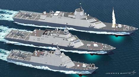 Hoa Kỳ bán 4 tàu chiến hiện đại cho Ả Rập Saudi ảnh 1