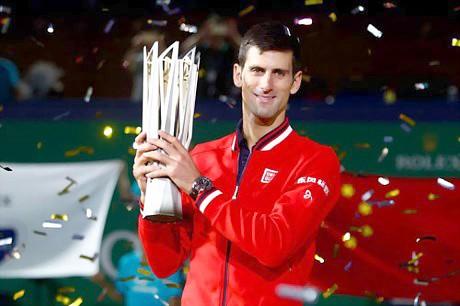 Djokovic thống trị quần vợt: Thế giới của Nole ảnh 1