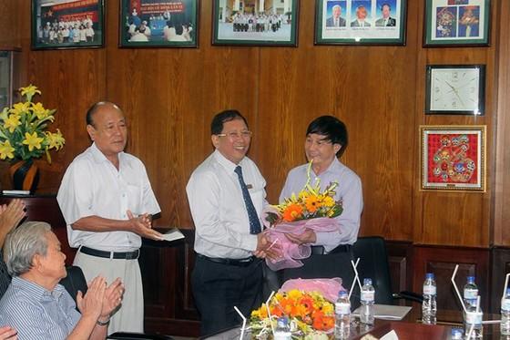 TS Cao Hào Thi làm hiệu trưởng ĐH Công Nghệ Sài Gòn ảnh 1