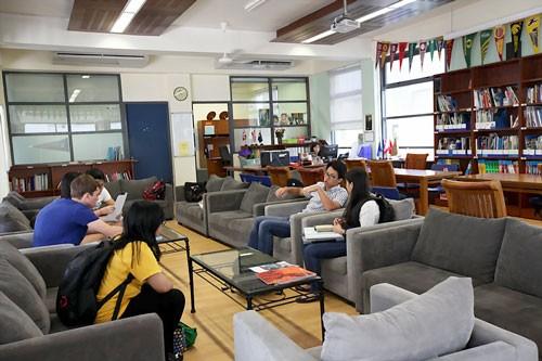 Ngôi trường học phí 500 triệu đồng ở Hà Nội ảnh 2