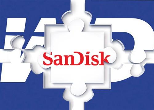 WD mua lại Sandisk với giá 19 tỷ USD ảnh 1