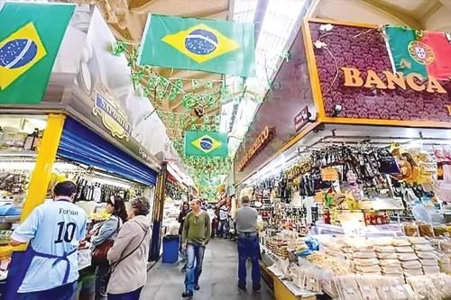 Kinh tế Brazil khó chồng khó ảnh 1
