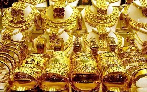 Tuần qua, giá vàng trồi sụt do nhiều tác động ảnh 1