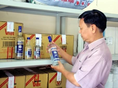 Sự xuống dốc khó hiểu 'Vodka Hà Nội' ảnh 1
