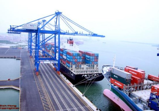 Xuất nhập khẩu hàng hóa đạt 257 tỉ USD ảnh 1