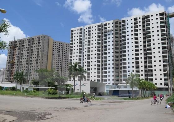 TPHCM giải quyết 76,5% tồn kho bất động sản ảnh 1