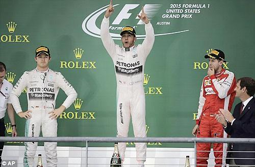 Hamilton lần thứ ba vô địch F1 ảnh 1