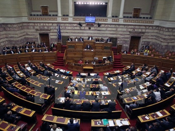 Hy Lạp thông qua gói cải cách mới ảnh 1