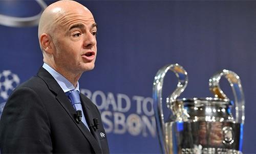 Tổng thư ký UEFA, Chủ tịch AFC tranh cử chủ tịch FIFA ảnh 1
