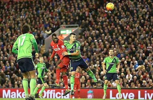 Liverpool hòa trận thứ ba dưới thời Klopp ảnh 1