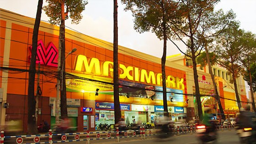 Vingroup mua lại hệ thống Maximark ảnh 1