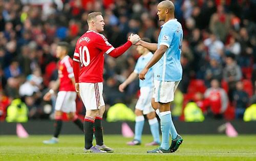 Xà ngang, Joe Hart ngăn 'Quỷ đỏ' thắng derby Manchester ảnh 1