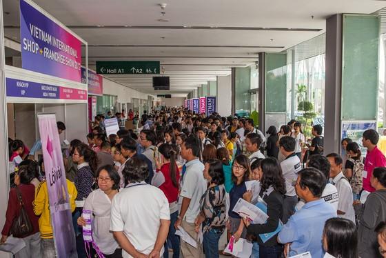 250 DN tham gia triển lãm nhượng quyền thương hiệu ảnh 1