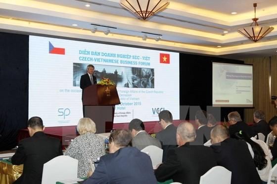 Việt Nam-Séc phấn đấu kim ngạch đạt 1 tỷ USD ảnh 1