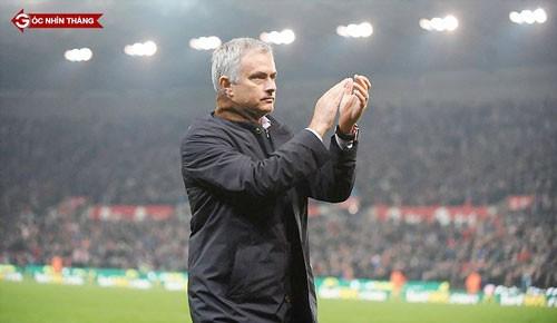 Xem Mourinho chiến đấu ở thế chân tường ảnh 1